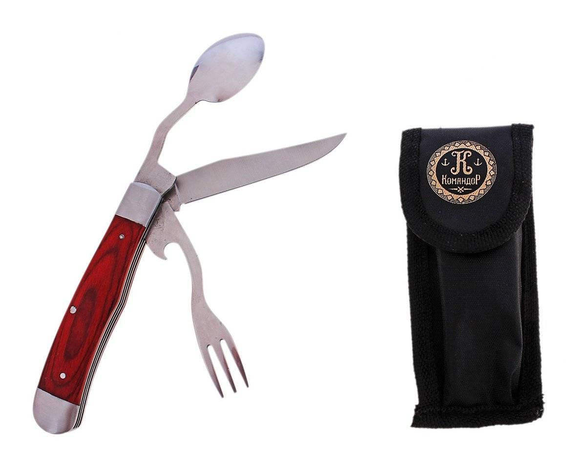 Как правильно выбрать туристический нож