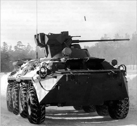 Бтр-82а двигатель, вес, размеры, вооружение