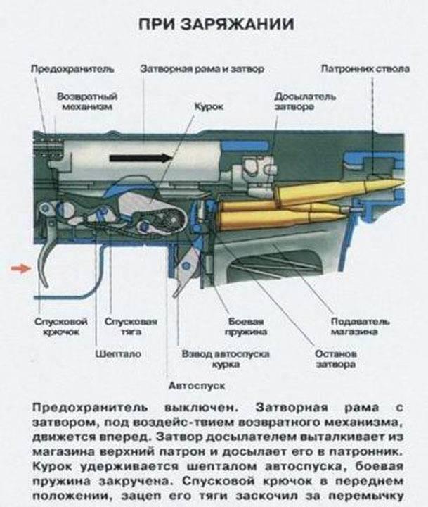 Подготовка снайпера. 7,62 мм снайперская винтовка драгунова - свд - огневая подготовка   статьи