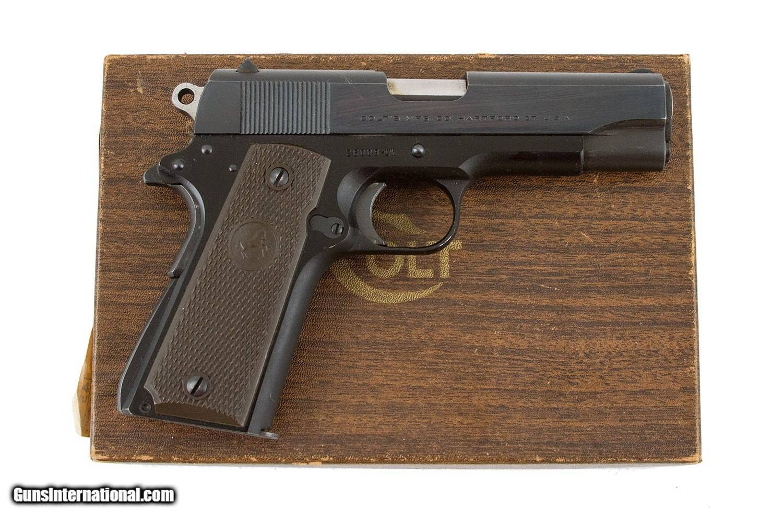 Пистолет colt commander