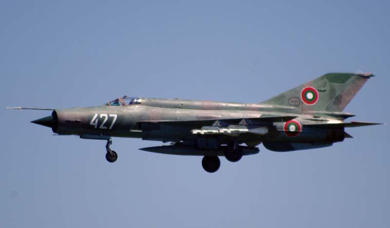 Миг-21 - самый распространенный сверхзвуковой самолет в истории