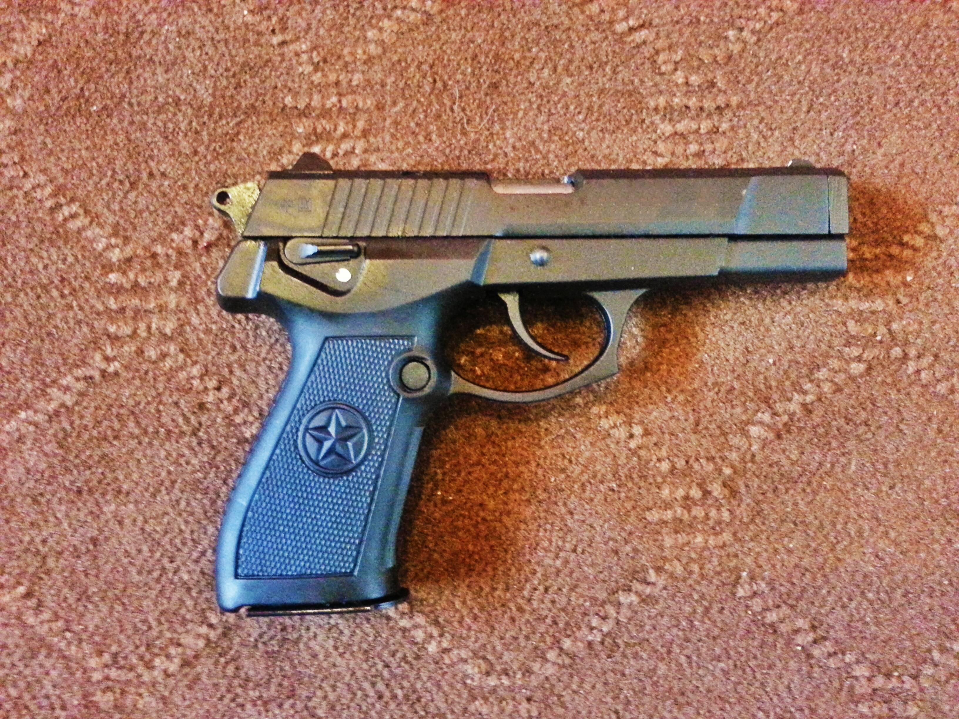 Восточный колорит: самые интересные пистолеты иревольверы китая