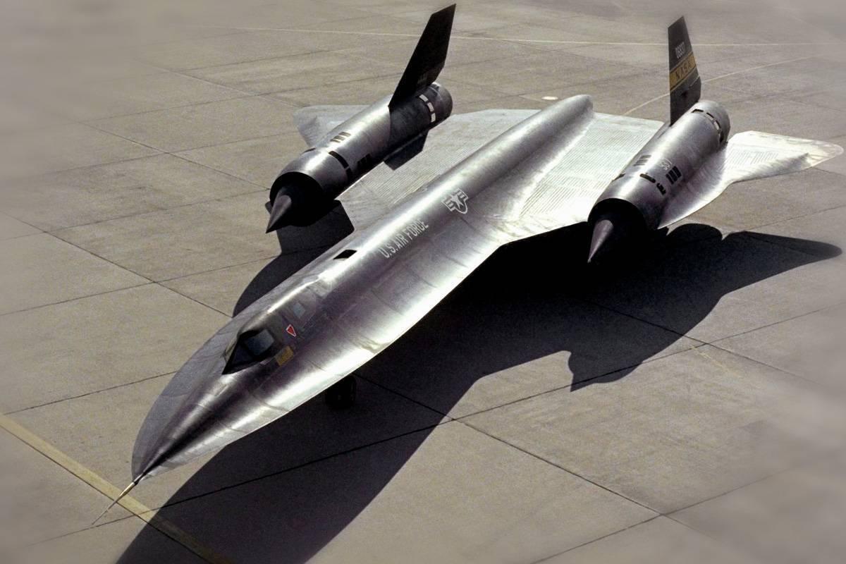 Lockheed sr-71 blackbird — википедия
