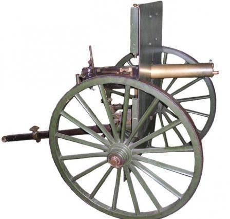 Пулемет максим образца 1910/30/41