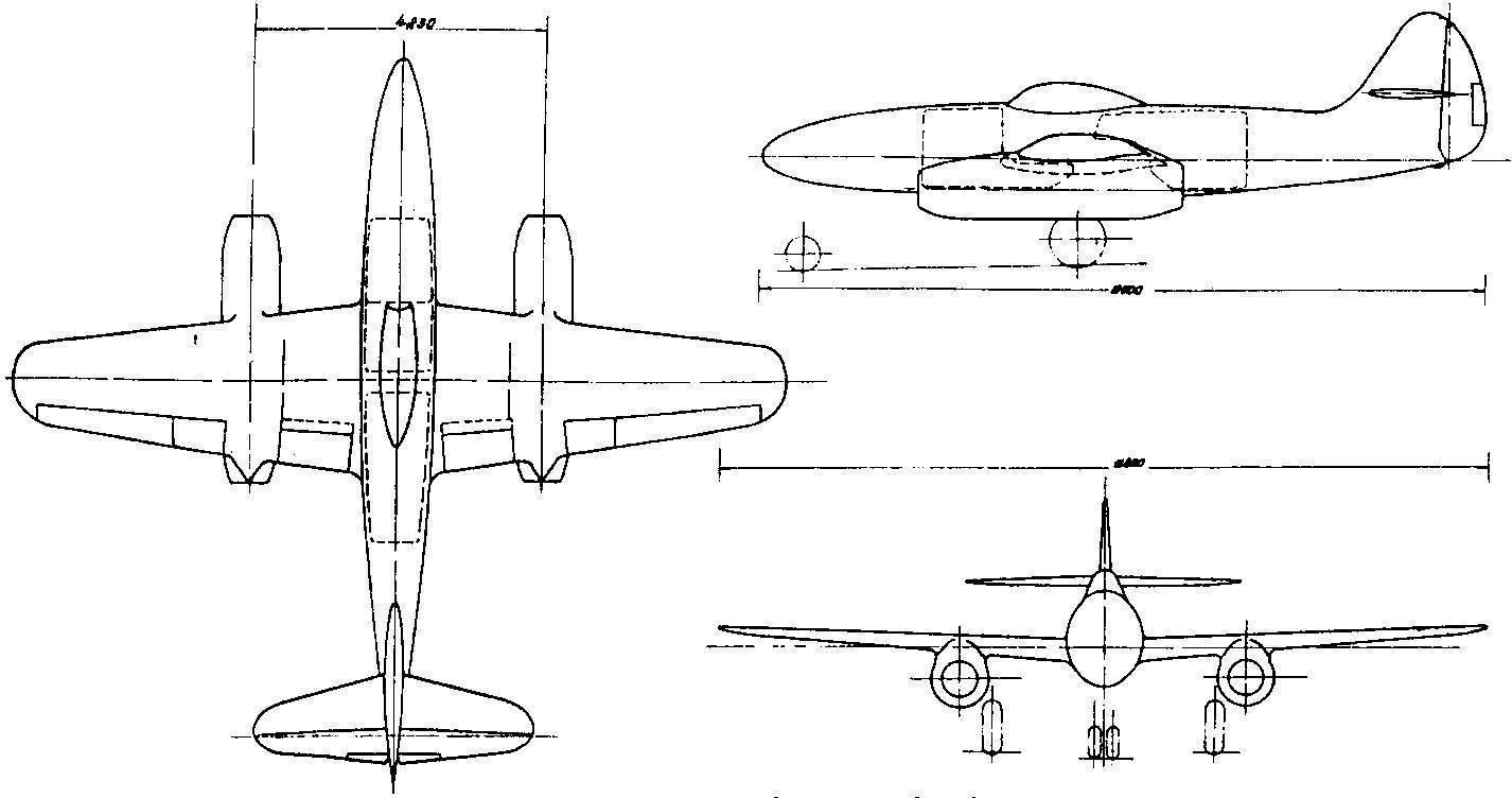 Су-9 фото. видео. скорость. вооружение. ттх