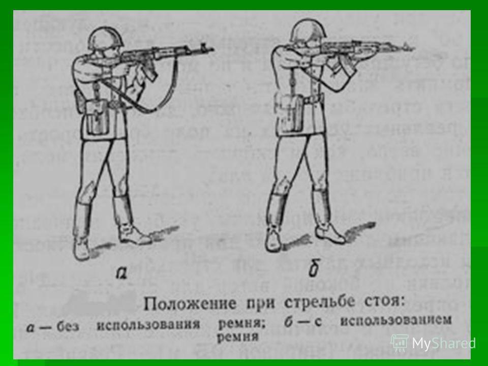 Организация и проведение стрельб