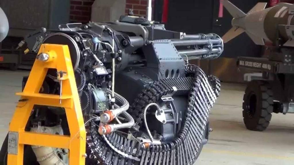 Вулкан оружие. авиационная пушка m61 vulcan – второе рождение системы гатлинга