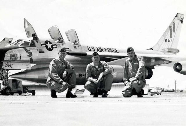 Convair b-58 hustler — википедия переиздание // wiki 2