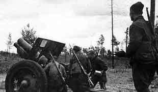 Гаубица м-30 образца 1938 года 122-мм фото. видео. устройство