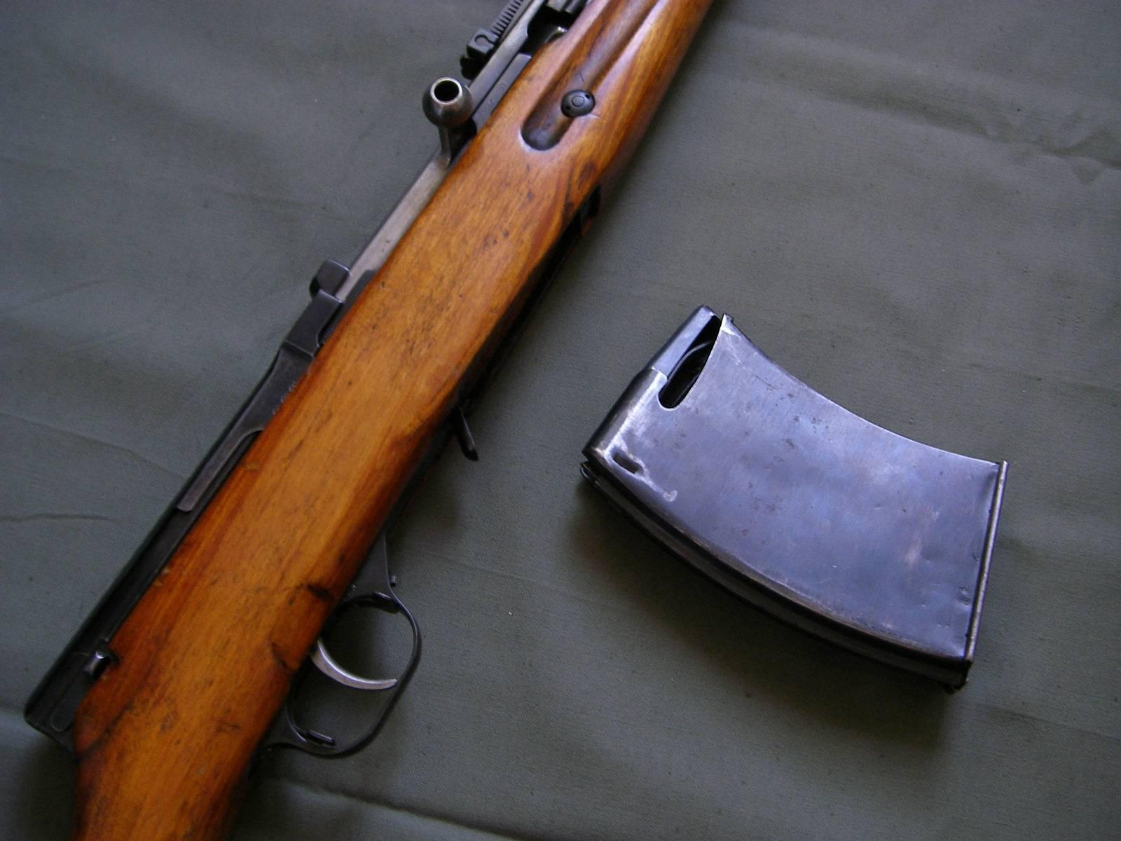 Винтовка авс-36