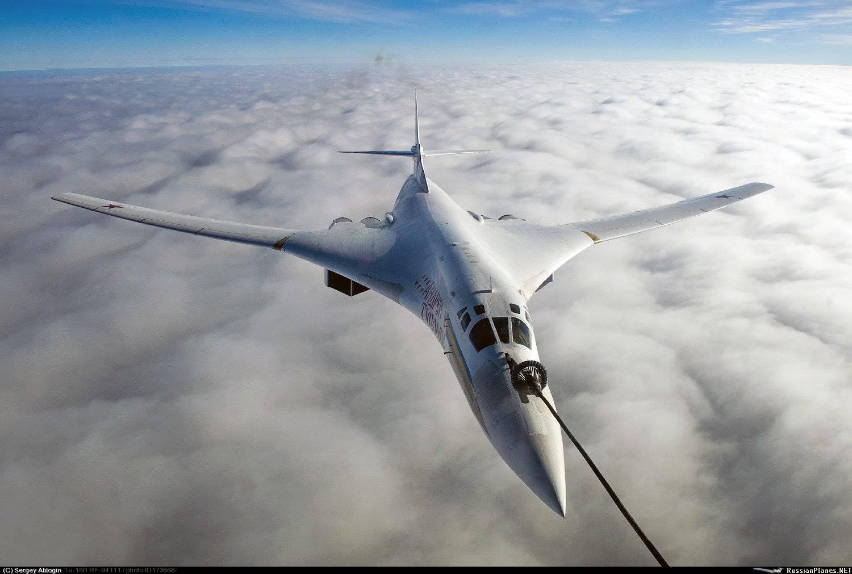 Сверхзвуковой ракетоносец ту-160 — почему его называют «белый лебедь»   русская семерка
