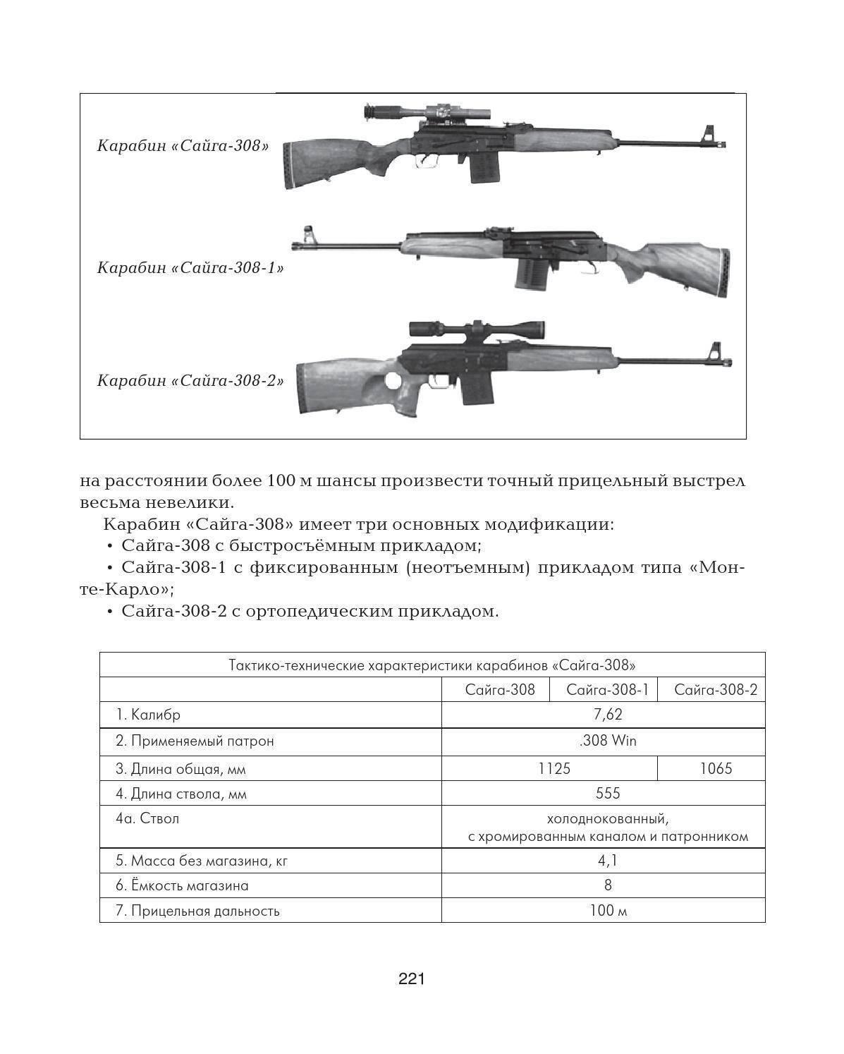 В поисках баланса. новый карабин «сайга-107»/sr1