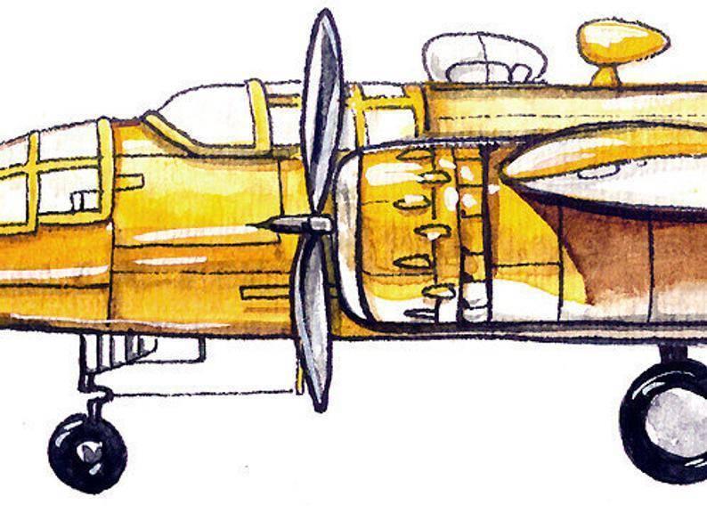 North american b-25 mitchell — википедия. что такое north american b-25 mitchell