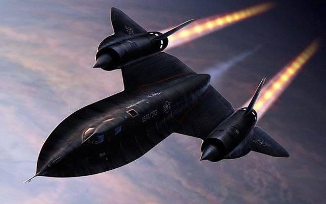 25 малоизвестных фактов о lockheed sr-71, самом быстром самолете в мире.