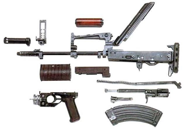 Оружие оц 14 гроза. автоматно-гранатометный комплекс. боеприпасы и питание