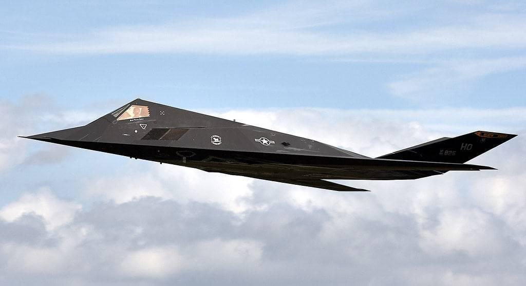 Lockheed f-117 nighthawk - вики