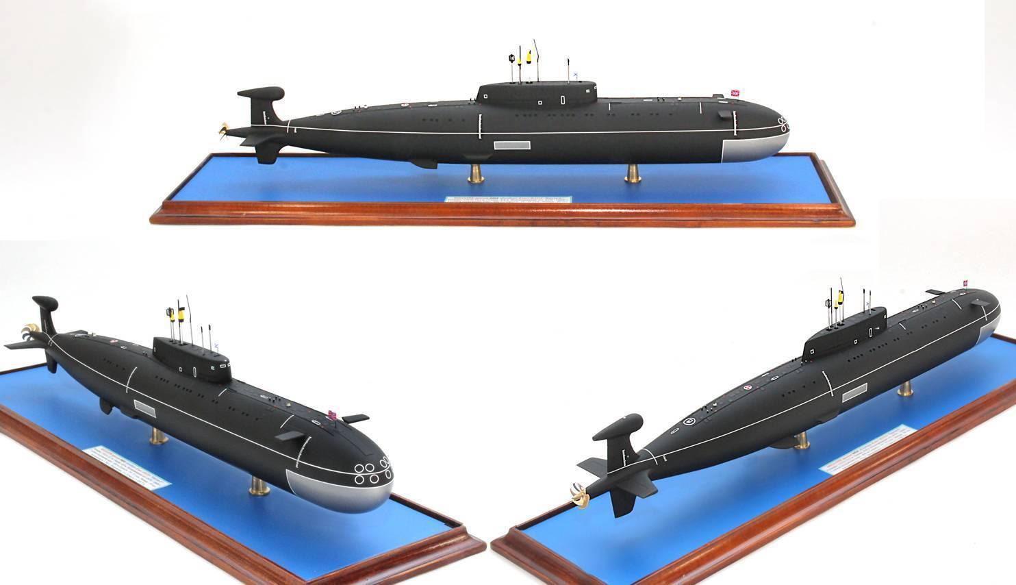 Подводные лодки проекта 945