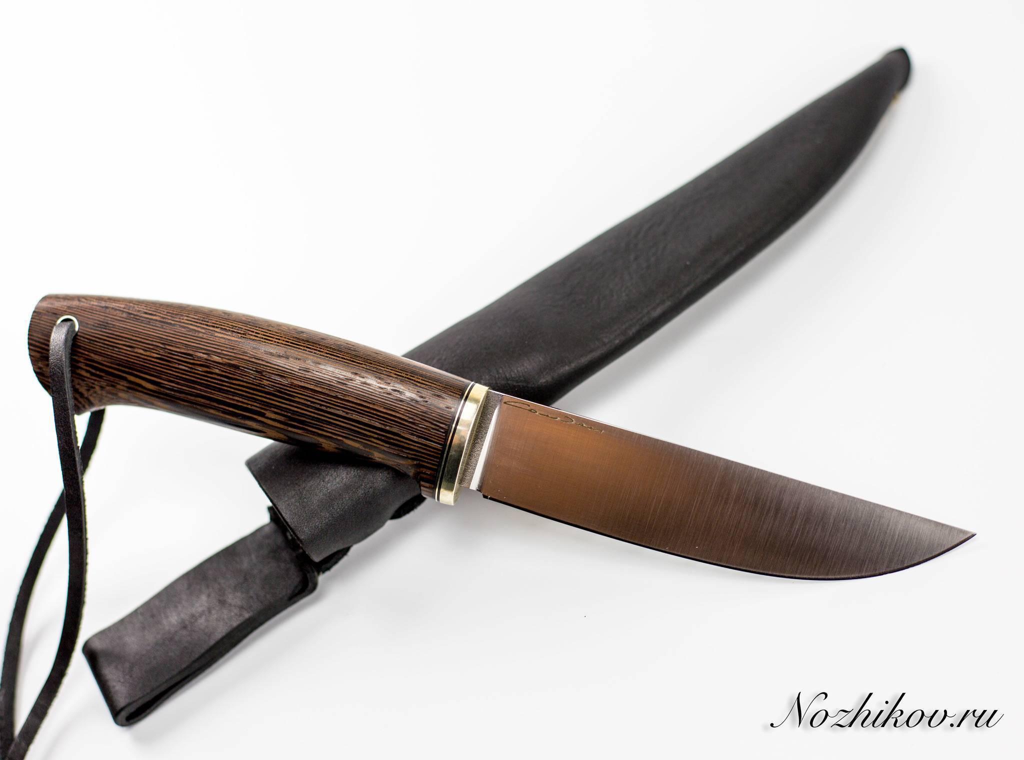 Засапожный нож – старинное оружие, популярное в наши дни