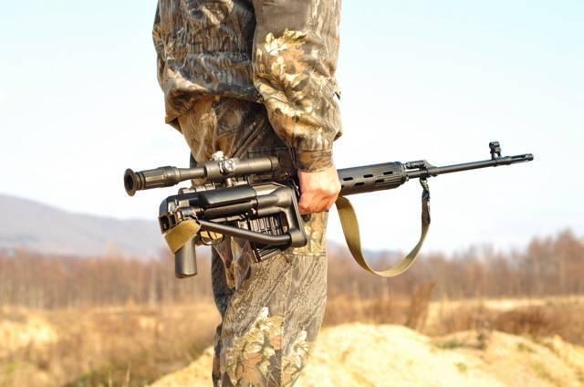Новичок на базе легенды: гладкоствольный карабин тигр tg3 для охоты и тренировок