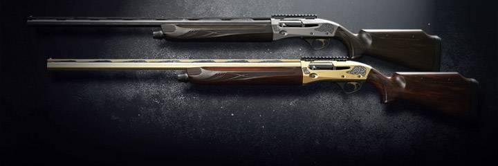 Надёжное ружьё Fabarm Prestige xlr5