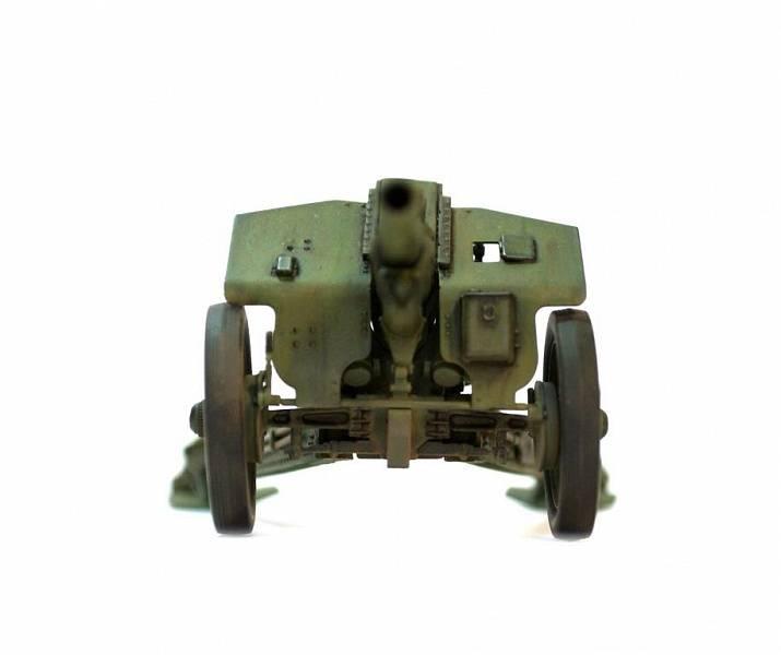 122-мм гаубица м-30  в исторической ретроспективе