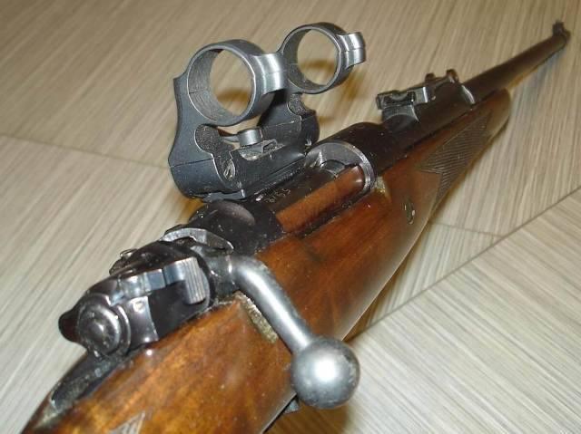 Мauser м1895. как чилийцы для себя винтовку выбирали | мастерружьё