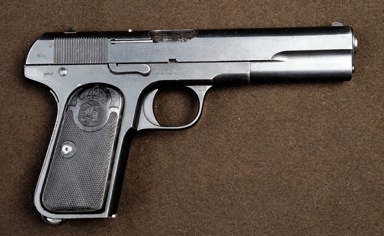 Пистолет browning bda 380