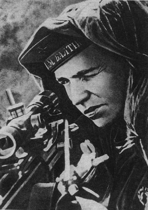 Удачная охота снайпера Василия Зайцева