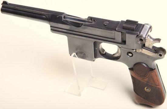 Револьвер nagant mle.1878