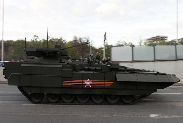 От 30 до 57: какой будет машина поддержки танков на базе «арматы» | статьи | известия