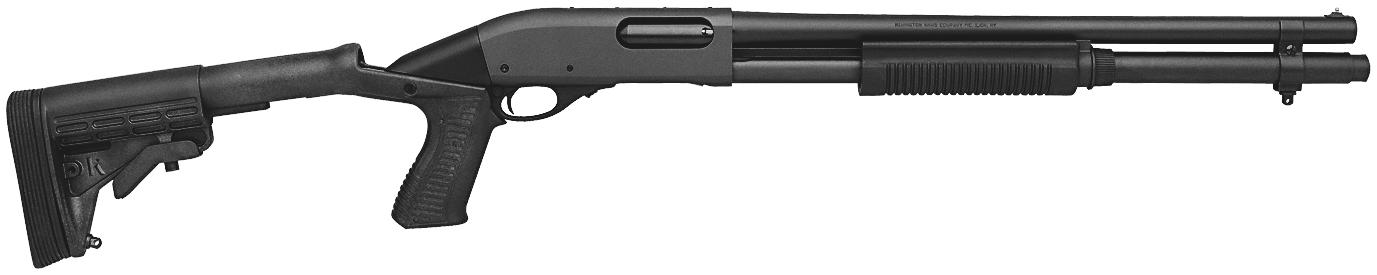 Гладкоствольное ружье Remington 870 TAC