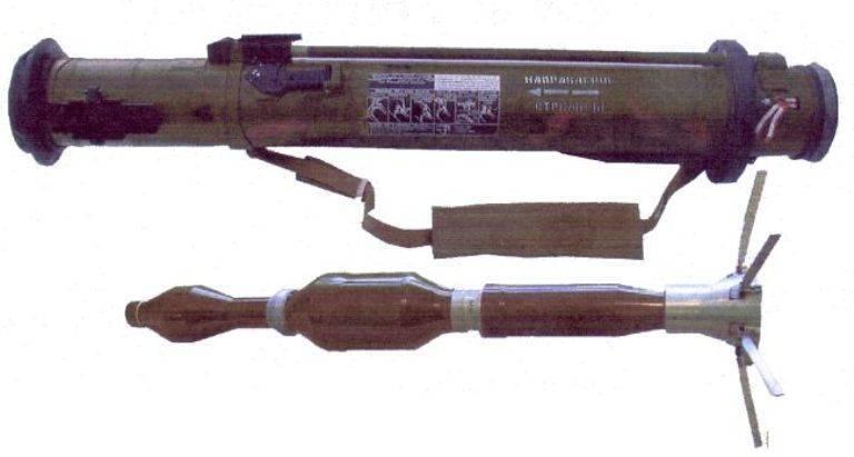 Гранатомет рпг-32. фото. видео. ттх. устройство