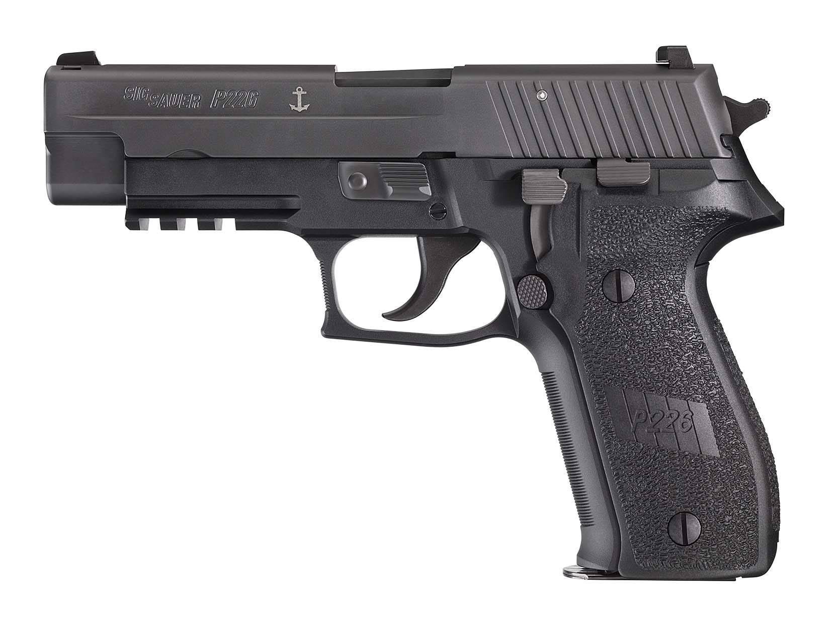 Пистолет Sig Sauer P250-22