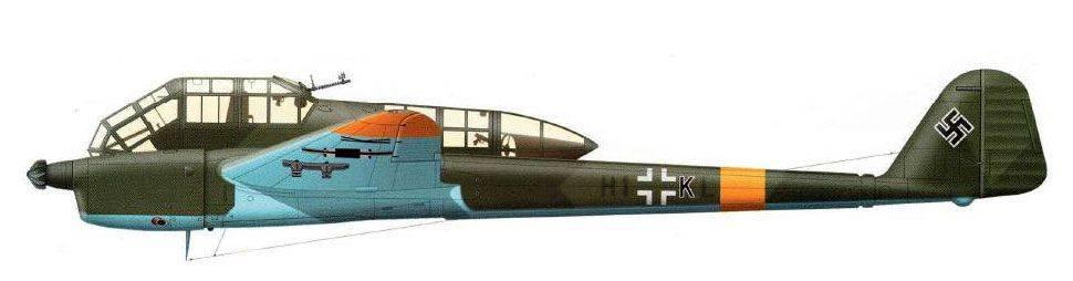 Focke-wulf fw 189 uhu википедия