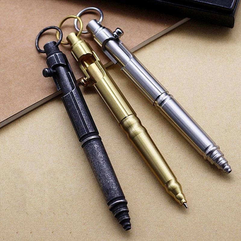 Тактическая ручка: эффективное средство самообороны или маркетинговая уловка