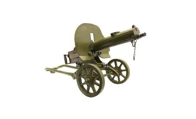 7,62-мм пулемёт maxim mg mark i