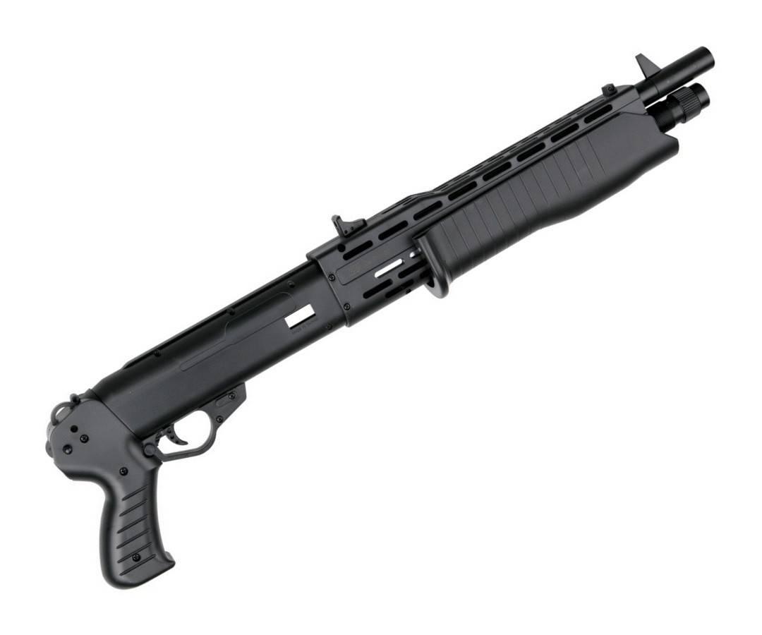 Гладкоствольное ружье spas-12