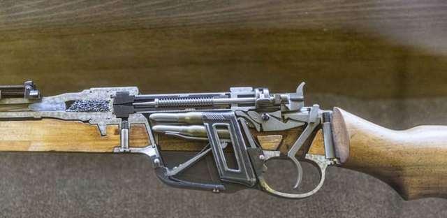 Steyr mannlicher m1895 — википедия