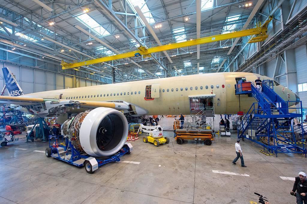 Airbus a350 – воплощение будущего в гражданских авиаперевозках.
