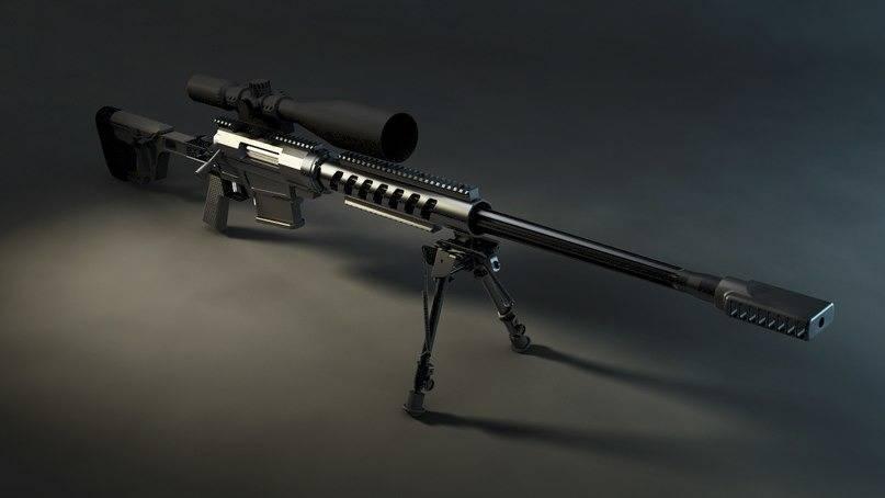 Снайперская винтовка лобаева — википедия