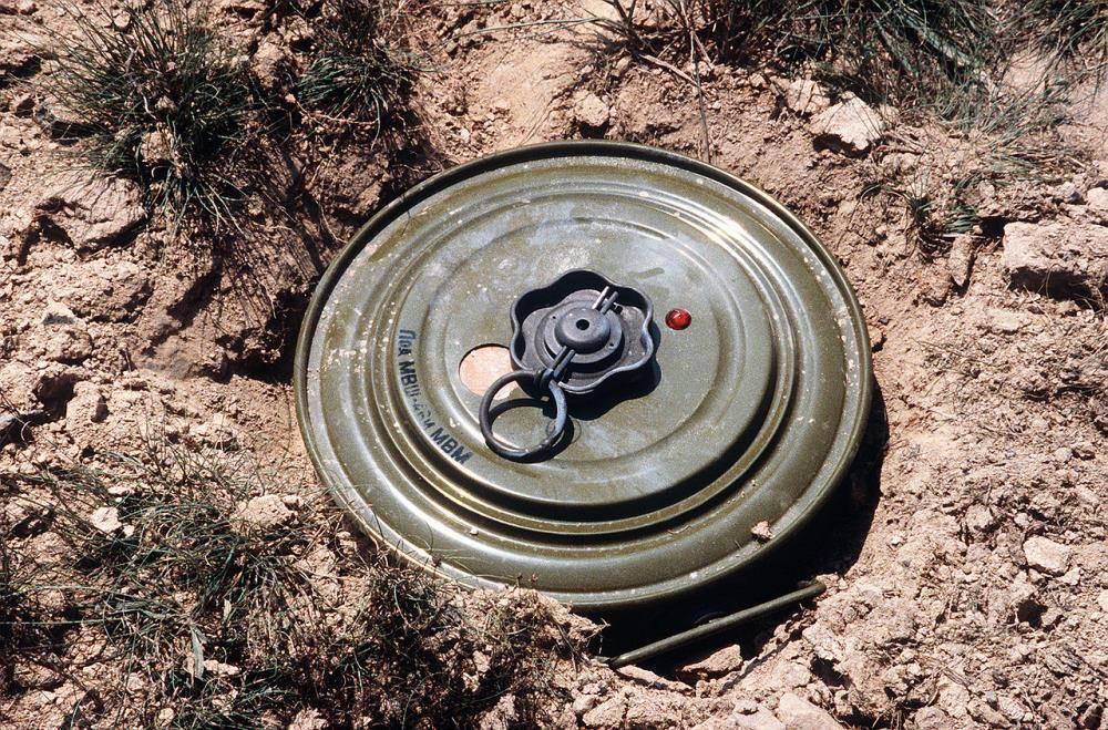Инженерные боеприпасы (помз-2) - pomz-2.html