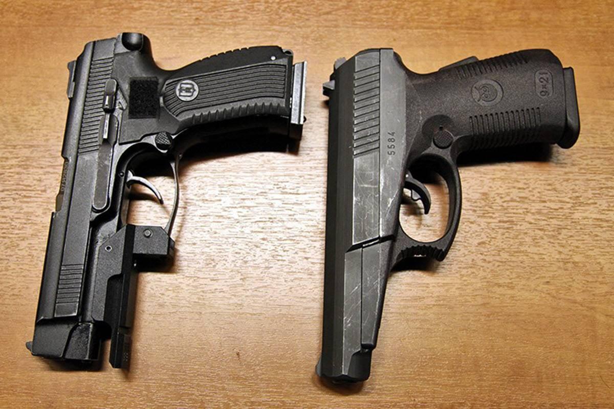 Самозарядный пистолет сердюкова - википедия
