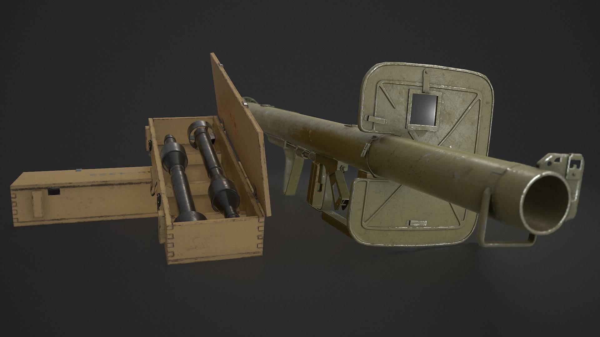 Немецкие гранатометы «Панцершрек» и «Офенрор»: история создания, описание и характеристики
