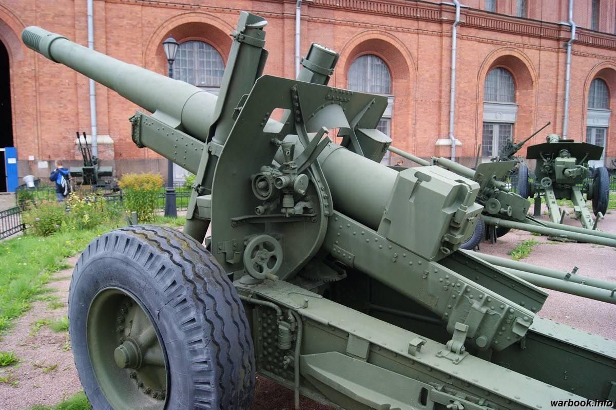 152-мм гаубица образца 1909/30 годов
