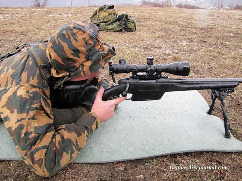 Оружейники под прикрытием