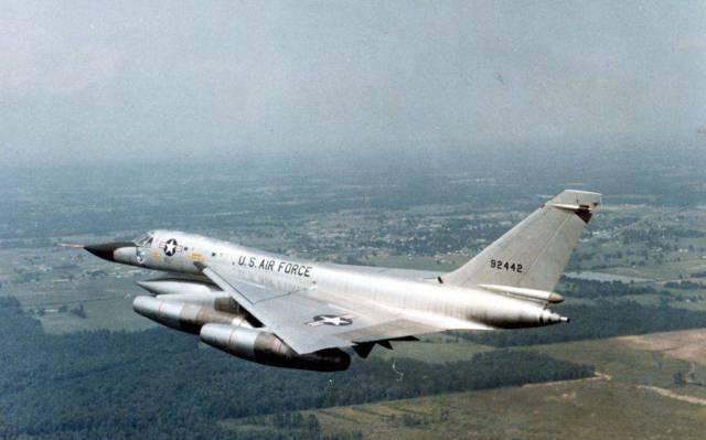Convair b-58 hustler - wiki