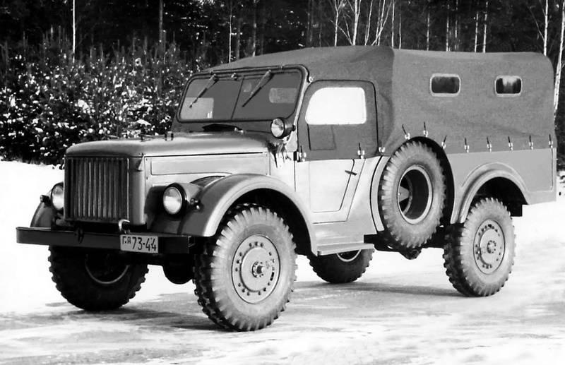 Газ-62 ️