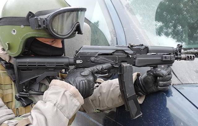 Накопленный эффект. пистолет-карабин stm-9
