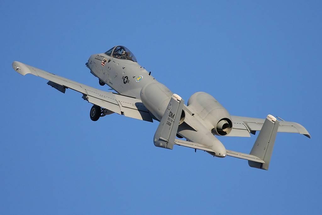 A-10 thunderbolt ii википедия