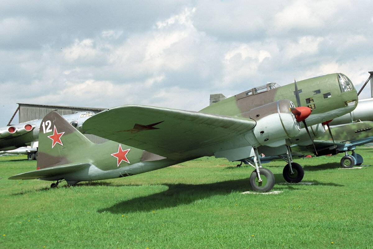 Советский дальний бомбардировщик дб-3 | красные соколы нашей родины